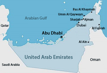 What are the names of all the Gulf countries - answers.com